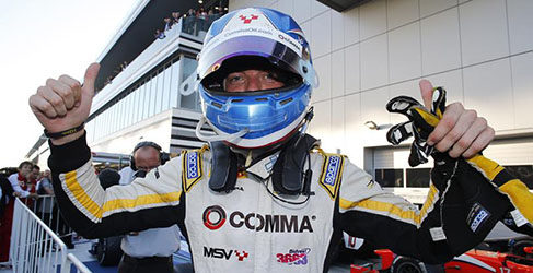 Victoria y título de la GP2 para Jolyon Palmer en Sochi