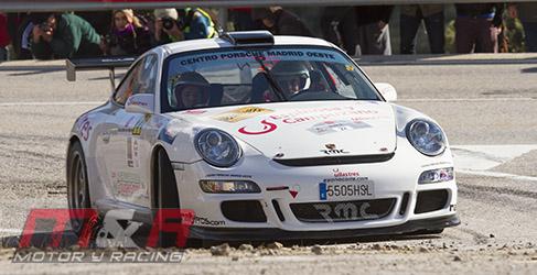 Miguel Fuster podría volver al Porsche en Madrid