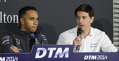 """Lewis Hamilton: """"La lucha por el título durará hasta el final"""""""