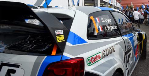 Thierry Neuville se anota el shakedown en el Rally RACC