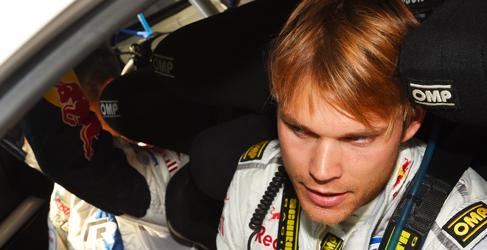 Mikkelsen lidera el tramo urbano del Rally RACC en Montjuic