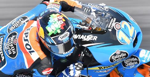 Niccolò Antonelli se estrena en el FP2 de Moto3 malasio