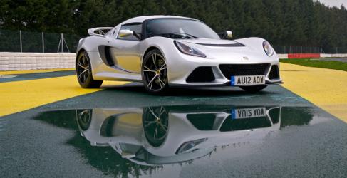 Lotus introduce el cambio automático en el Exige