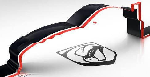 Nuevo Dodge Viper ACR concept para el SEMA 2014