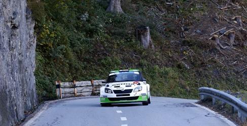 Esapekka Lappi repite victoria en el Rally du Valais del ERC