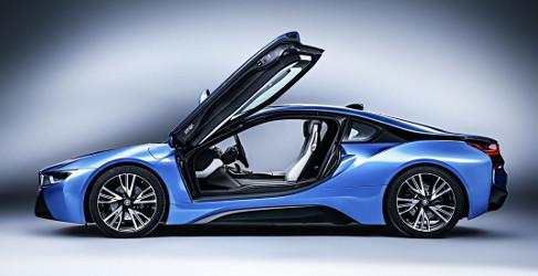 Aparecen más datos del futuro BMW i9