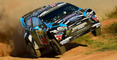 Ken Block quiere más WRC y disputar el Rally de Finlandia