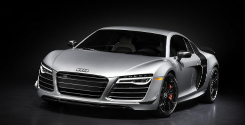 Todas las imágenes del Audi R8 Competition