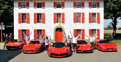 Ferrari sale a bolsa y se independiza de Fiat