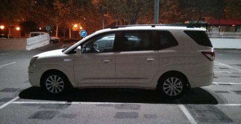 Una semana al volante de un Ssangyong Rodius 2.0 eXdi