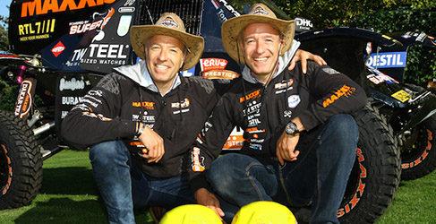 Los hermanos Tim y Tom Coronel regresan al Dakar