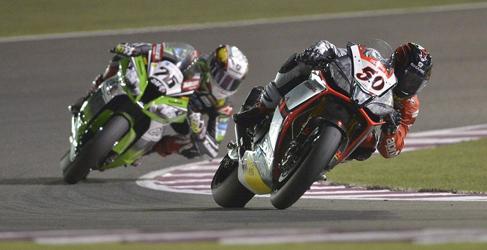 Sylvain Guintoli, campeón de Superbikes por constancia