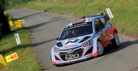 Dani Sordo confirmado por Hyundai en el WRC para 2015 y 2016
