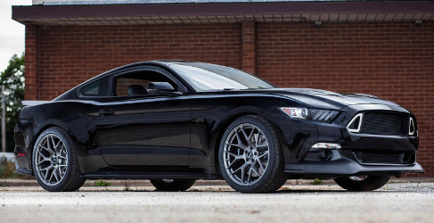 Ford Mustang RTR de Vaughn Gittin Jr, hasta 725 caballos