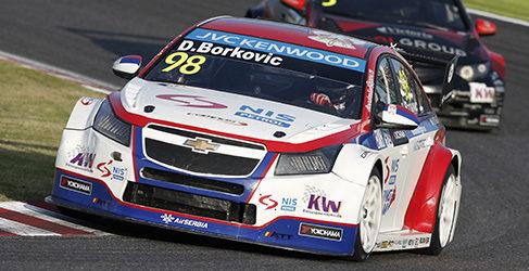 Dusan Borkovic se perderá la carrera de Macao