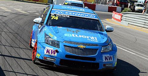 Pepe Oriola competirá con un Chevrolet RML TC1 en Macao