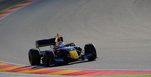 La Formula Renault 3.5 baja el telón a 2014
