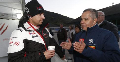 El Tour de Corse se queda sin la lucha por el ERC
