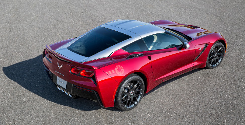 Chevrolet y KISS se alían para customizar un Corvette