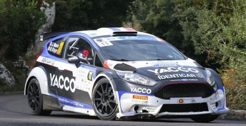 Stéphane Sarrazin gana el cierre del ERC en el Tour de Corse