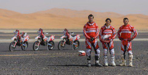 Presentación del Himoinsa Team para el Dakar 2015