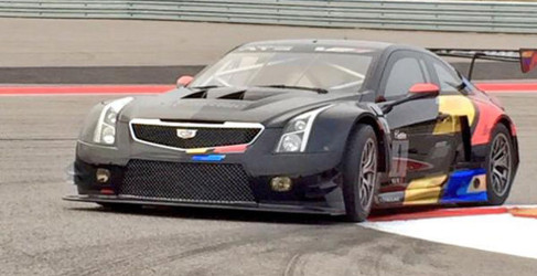 Cadillac destapa en twitter el ATS-VR