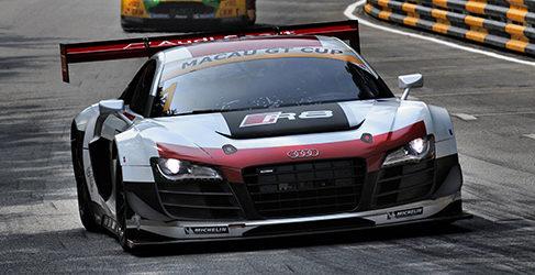 Farfus, Wittmann y Mortara en la Copa GT de Macao