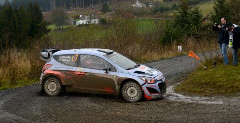 Comunicación piloto-equipo prohibida en el WRC 2015