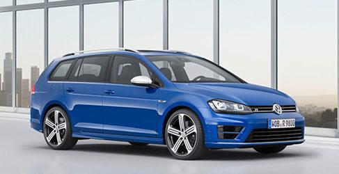 El nuevo Volkswagen Golf Variant R ya es una realidad