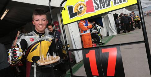 Livio Loi será el único piloto de RW Racing GP en Moto3