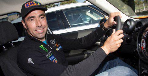 Nani Roma, preparado para defender el título del Dakar