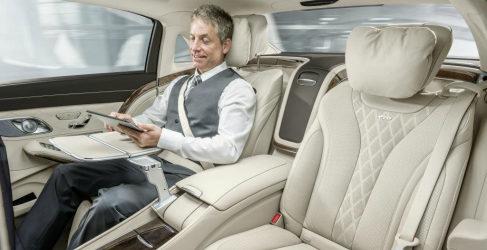 Mercedes-Benz reflota Maybach
