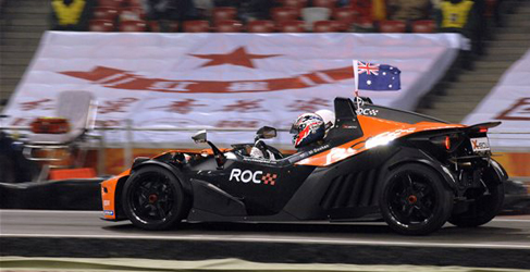 Mick Doohan se apunta a la Race of Champions 2014