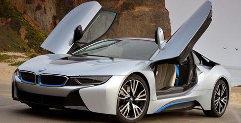 El BMW i8 tiene ya una lista de espera de 18 meses
