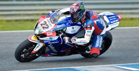 El segundo día de test SBK en Jerez es para Alex Lowes
