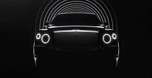 Bentley podría dar un nombre español a su nuevo modelo SUV