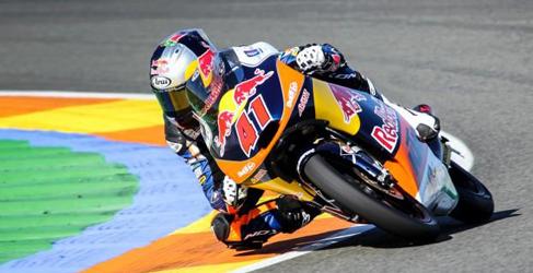 Brad Binder, nueva esperanza sudafricana en Moto3