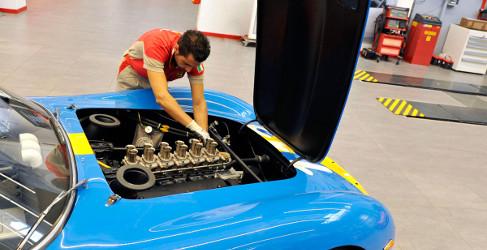 Ferrari Classiche restaura un magnífico 250 GTO