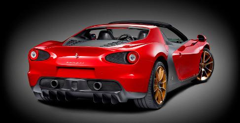 Ferrari presenta la versión de serie del Pininfarina Sergio