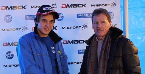 Mats van den Brand gana el Drive DMACK Shoot-Out