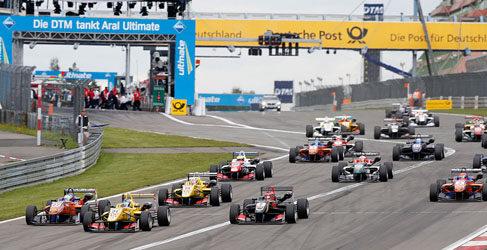 Monza y Zandvoort regresa al calendario de la F3 Europea