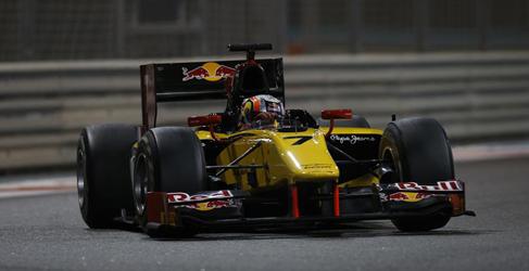 Presentado el calendario de las GP2 Series 2015