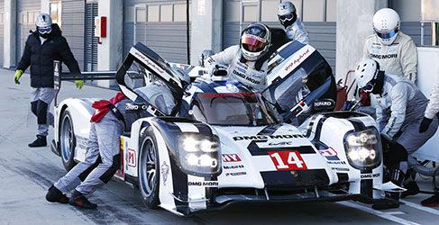Primera toma de contacto del Porsche 919 Hybrid para 2015