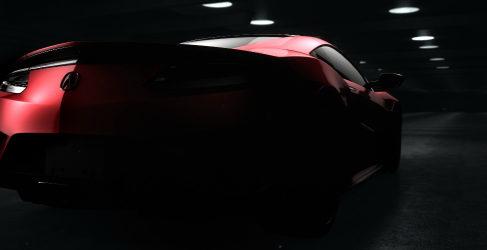 El Honda NSX que viene y que brilla con luz propia