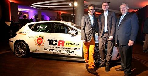 Se anuncian las TCR Series en el Benelux para 2016