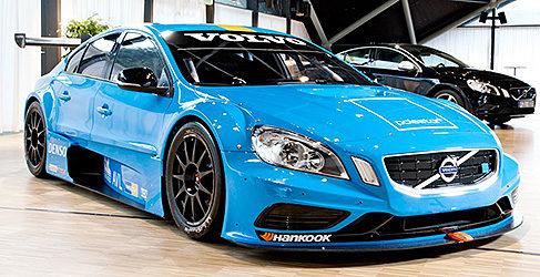 El Director de Volvo rechaza la imagen del motorsport