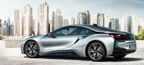 INOCENTADA - La variante deportiva del BMW i8 tendrá 800 CV