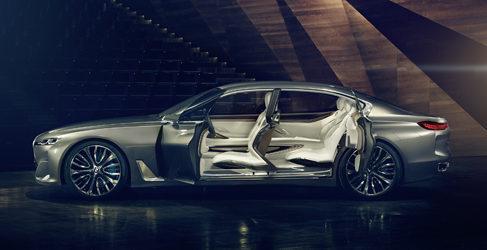 Nuevos rumores sobre la Serie 9 de BMW