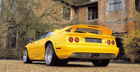 Hemeroteca: Prueba del Lotus Esprit V8 en vídeo