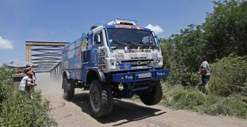 Dakar 2015, etapa 2: Nasser Al-Attiyah gana la segunda etapa en coches